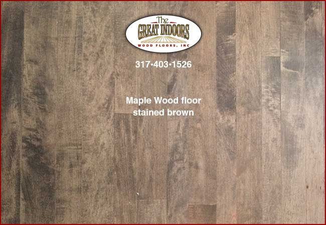 Hardwood Floor Maintenance Refinishing And Re Coating For Lighly