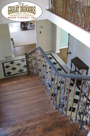 Gallery Of Hardwood Floor Refinishing Photos By